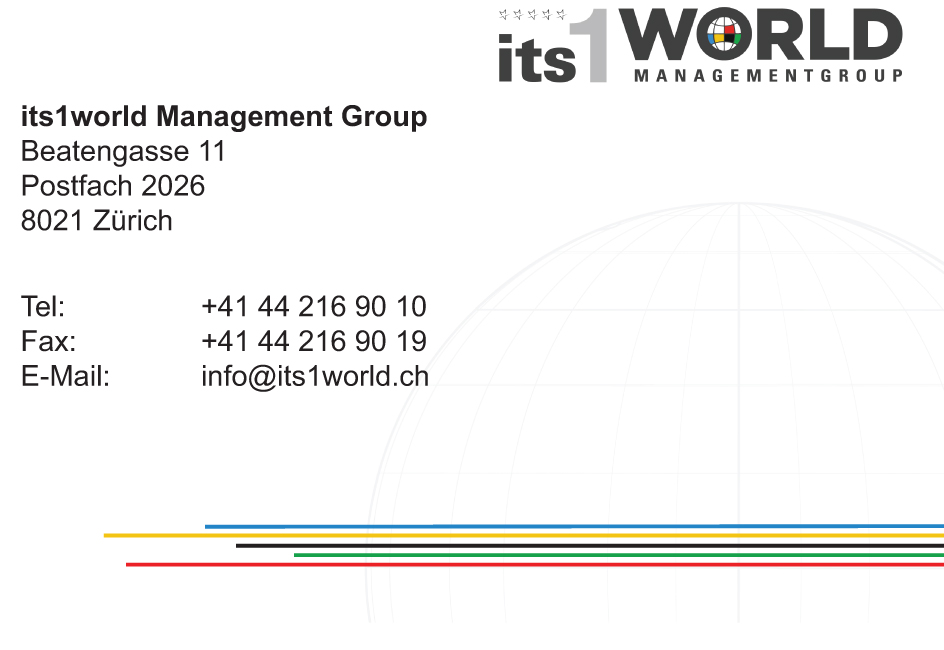 its1world Management Group Kontakt